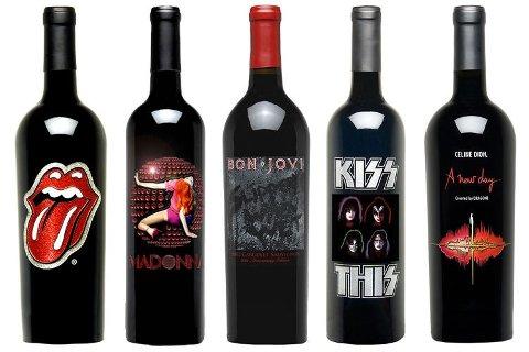 KJENDISVIN: Dersom Bon Jovi gav mersmak, har du nå muligheten til å tylle i deg deres edle dråper ved en passende anledning.