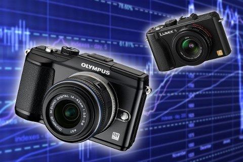 Det vil trolig bli skarpere konkurranse innen kompaktkameraer for entusiaster, noe som vil gi store forbedringer i kvaliteten.