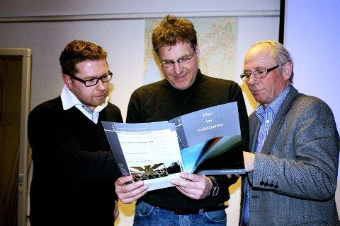 I mars 2010 gav Rune Henanger (Jernbaneverket) BU-leder og bydelsdirektør den første informasjon om Follobanen.