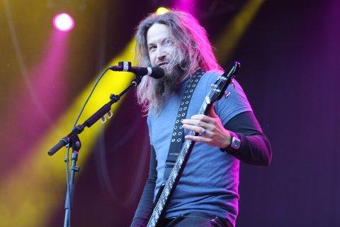 Brann Dailor er sjefsvokalist og hardtslående bassist i et av verdens mest populære metalband, amerikanske Mastodon.