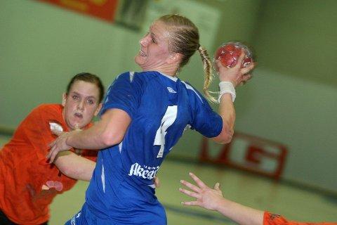 Til OPpsal: Mari Hegna spiller for Oppsal neste sesong, og gjør de blå og hvite til en enda større opprykksfavoritt.