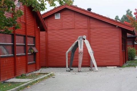 25 ÅR: Vennskap og å holde sammen har vært blant visjonene på Mortensrud skole.