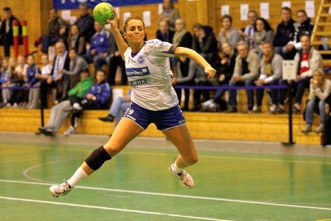 Anne Kjersti Suvdal scoret åtte mål.