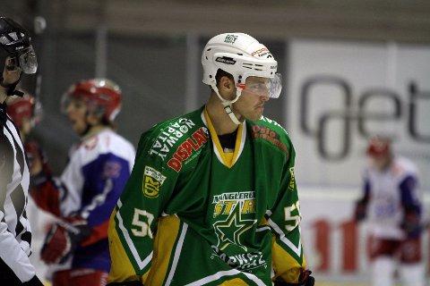 Bestemann: MS´ sin bestemann, Martin Wavik Ytterstad, ble meget fortjent kåret til sitt lags beste spiller mot Vålerenga. Foto: Thomas Granerød