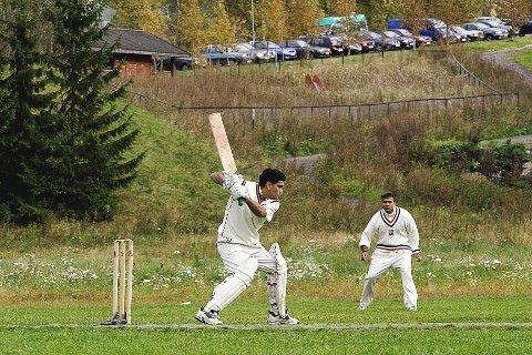 Fulltreffer: ALna cricket club var én av 56 søkere som fikk midler over frivillighetsmidlene fra Bydel Alna.