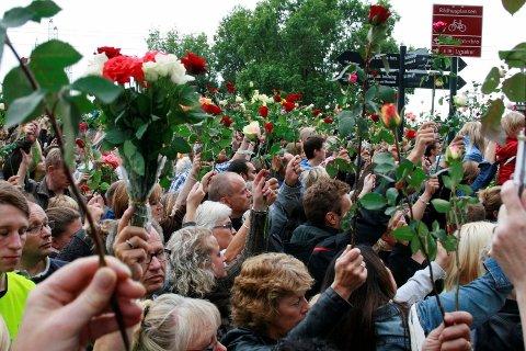 Vi må bruke rettssaken til å minne oss selv om de verdiene vi snakket varmt om etter at terroren rammet, skriver nyhetsredaktør Hege Bjørnsdatter Braaten