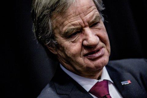 Bjørn Kjos i Norwegian.