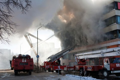 Har du slukkeutstyr, røykvarsler og rutiner i orden er du mye bedre sikret mot brann.