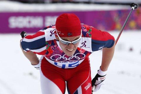 VANT: Pål Golberg tok sin første sprintseier da han vant i Lahti.