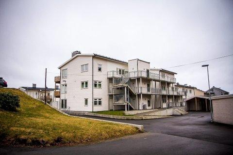 MÅ KJØPE: Ekteparet kjøpte først en leilighet i dette leilighetsprosjektet. Men massiv misnøye førte til at de ville heve kjøpet. Det sa retten blankt nei til, og ekteparet må nå kjøpe leiligheten de ikke lenger vil ha.