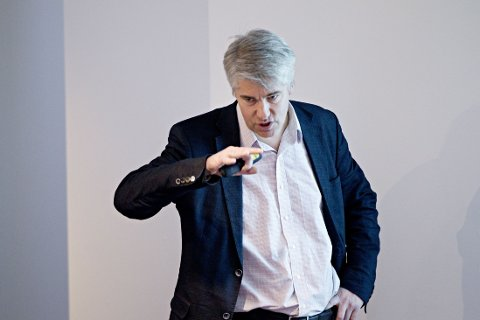 Sjeføkonom Øystein Dørum under DNB Markets mener Russland trenger Vesten mer enn Vesten trenger Russland.