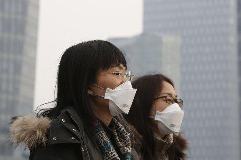 OPPSIKTSVEKKENDE TALL: I 2008 anslo WHO at 3,2 millioner liv gikk tapt som følge av luftforurensning. Nå er tallet oppjustert til syv millioner.