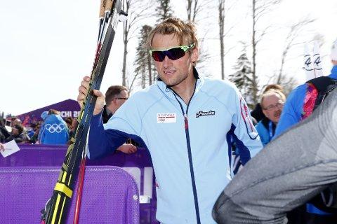 DRAMATISL. Petter Northug forteller at broren Tomas falt ut i Nidelva noen dager før NM.
