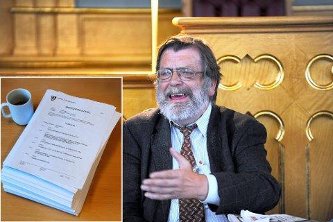 Frank Aarebrot mener lokalpolitikere ikke har nubbesjans til å forberede seg godt nok.