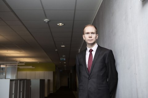 Advokat Atle Melø i Deloitte Advokatfirma har internasjonal personbeskatning som spesialfelt.