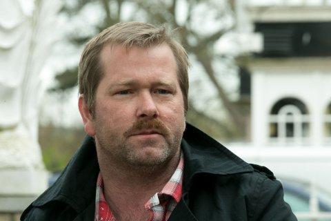 GOD I POKER: Skuespiller Fridtjov Såheim imponerer mange med sine pokeregenskaper.