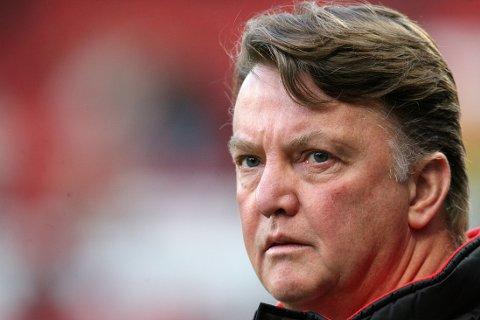 UNITED-JOBB? Louis van Gaal er favoritt til å overta Manchester United.