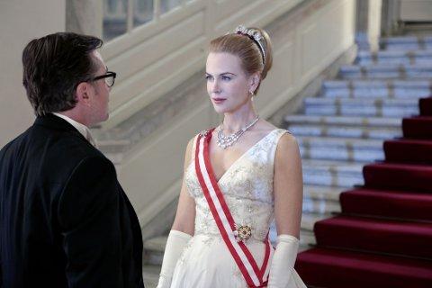 TIM ROTH spiller Rainier, mens Nicole Kidman er Grace i filmen «Grace of Monaco».