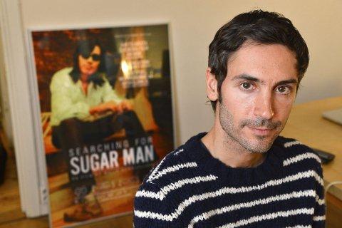 BLE VERDENSKJENT: Malik Bendjelloul (36) døde brått tirsdag kveld. 36-åringen fikk Oscar for dokumentaren Searching for Sugar Man.