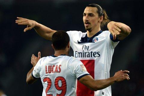 KOM TIL BRASIL: Det er oppfordringen Zlatan Ibrahimovic får fra en rekke profiler.