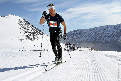 INGEN START: Øyvind Wennersberg (58) skulle ha gått sitt 20. birkebeinerrenn i mars, men arrangøren avlyste rennet på grunn av dårlig vær rett før rennstart. Hærlendingen mener den avgjørelsen ble tatt på feil tidspunkt.
