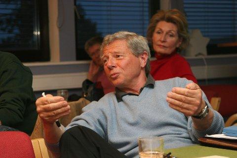 Richard Pedersen i Grorud Fotball nekter Mediehuset dittOslo å direkteoverføre kampen mellom Grorud og Lyn som spilles søndag.