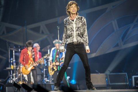MICK og Co gjestet Oslo og Telenor Arena mandag kveld. Alle foto: Morgan Flament.