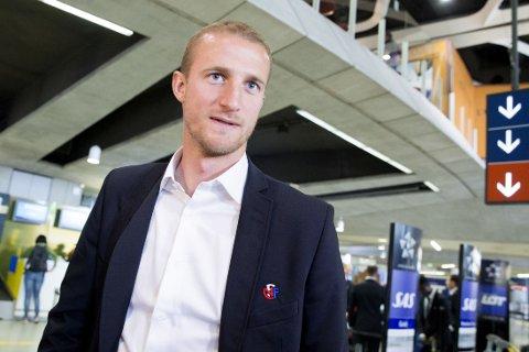 TRIST: Brede Hangeland synes det er trist at Norge ikke lenger har spillere i Premier League