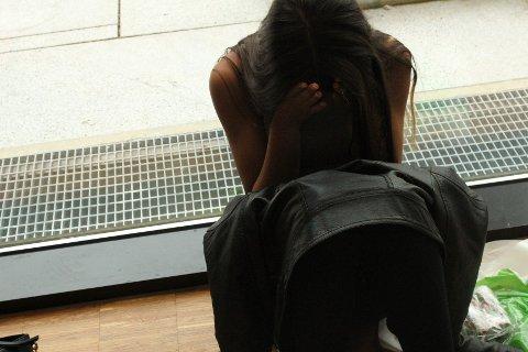 «Sofie» har hatt problemer med psykisk helse siden hun var syv år gammel.