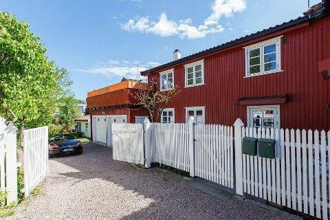 Boligen ble beskrevet som sjelden. – En perle på Kampen, mener eiendomsmegler Briskeby.