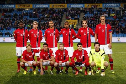 FULL TRIBUNER: Norges Fotballforbund setter ned prisene på landskamper, slik at flere skal komme på kamp.