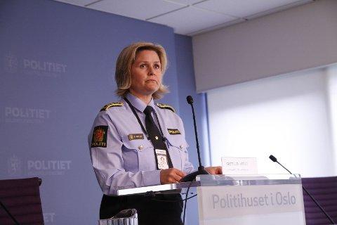 Leder for seksjon for vold og sedelighet, Grete Lien Metlid, fortalte i går at politiet ønsker tips i saken.