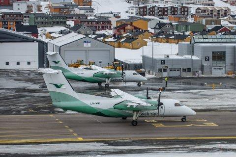 FÅR JOBBEN TILBAKE: Den 53 år gamle piloten ble sagt opp ugyldig, er dommen fra Nord-Troms tingrett.