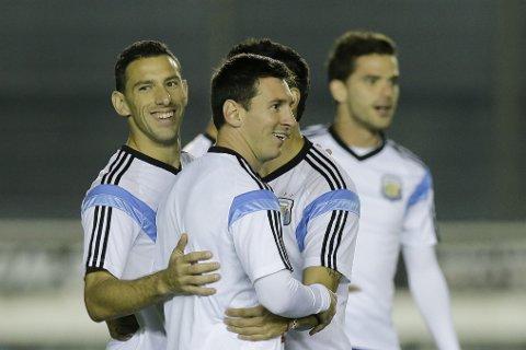 VANT: I 2005 gikk Argentina helt til topps i U20-VM.