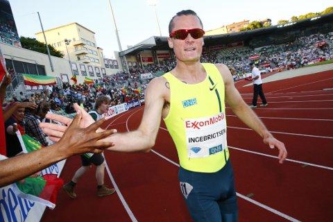 REKORD: Henrik Ingebrigtsen setter stadig nye rekorder.