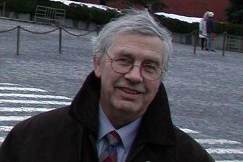 PER ANTONSEN: Per Antonsen er rådgiver for Senter mot antisemittisme.