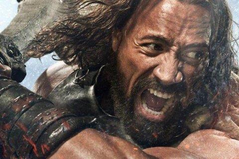 Storfilmen Hercules forventes å bli en kassasuksess.