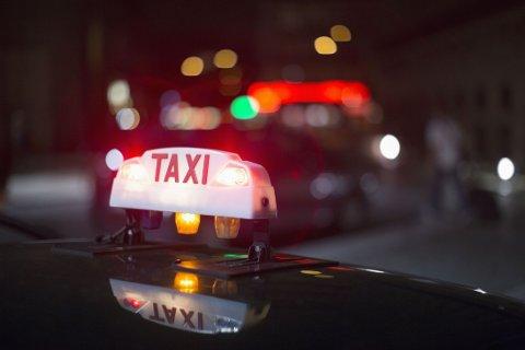 Jørgen fra Jessheim fikk seg en taxitur han aldri glemmer.