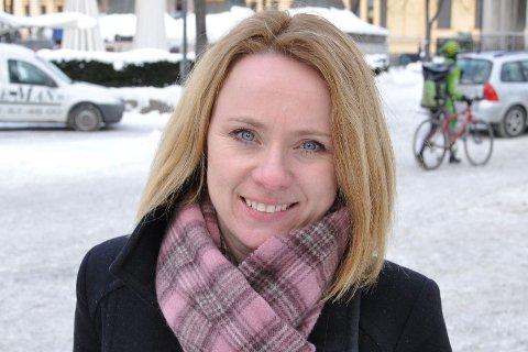 SKOLEBYRÅD: Anniken Hauglie (H) er skolebyråd i Oslo.