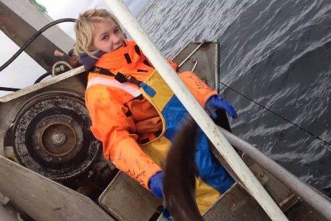 Britt Elin Johansen fra Mehamn i Finnmark drømte lenge om å mønstre om bord på fiskebåt. Da hun endelig kom om bord ble opplevelsen langt fra hyggelig.