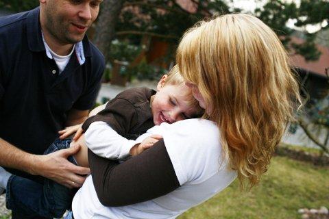 CTF-METODEN går rett og slett ut på å ta livet mer som det kommer med små barn.