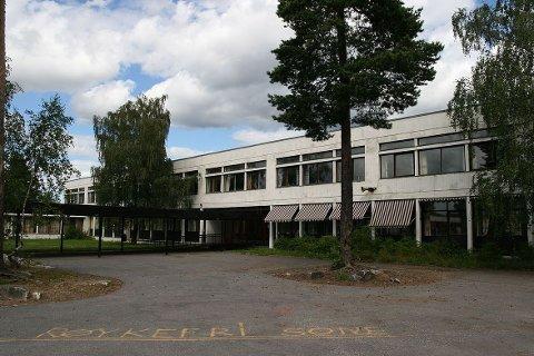 JOBBET IKKE HER: Kvinnene hevdet at de blant annet hadde jobbet som rengjørere ved Lambertseter videregående skole. Det stemte ikke.