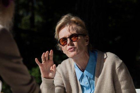 NY ÆRESDOKTOR: Siri Hustvedts (59) intellekt og nysgjerrighet gjør inntrykk på tilhørere og lesere.