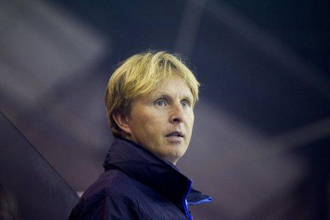 SLO TILBAKE: Espen Shampo Knutsen var godt fornøyd med seieren over Lørenskog.