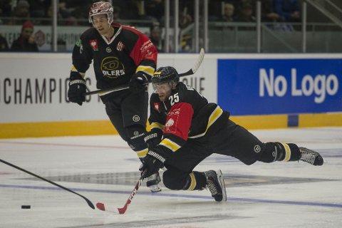 SEIER: Stavanger Oilers vant skjebnekampen i Champiosn League.