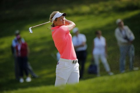 SLITER: Golfess Suzann Pettersen.
