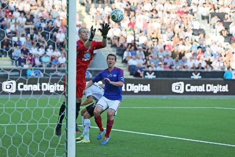 André Hansen var ønsket av Vålerenga, men valgte Rosenborg