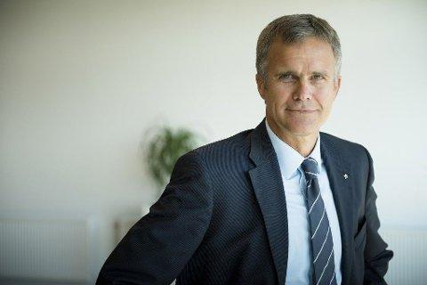 Statoil-sjef Helge Lund hadde en samlet skattbar godtgjørelse på 13,8 millioner kroner i fjor.