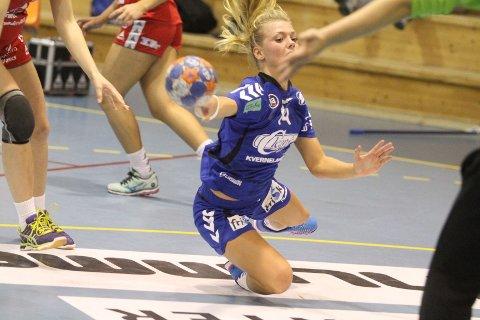 FEM MÅL: 97-modellen Ricke Bøttger spilte nok en gang en bra match for Oppsals juniorer, og scoret fem mål mot Gjerpen.