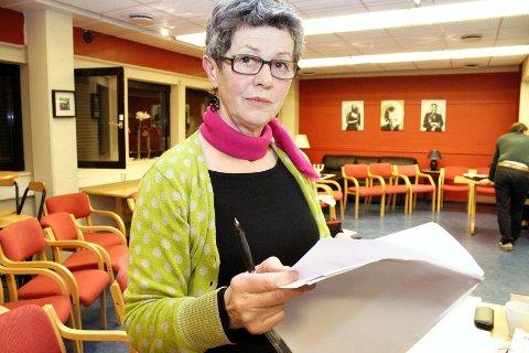 Maren Rismyhr (R) fastholder vedtaket om Israel-boikott som dermed blir anket inn for nok en behandling i bystyret.